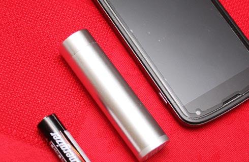 Taille de la batterie Avantree