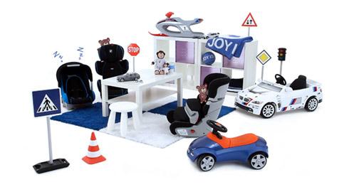 Access 4 : Accessoires enfants BMW