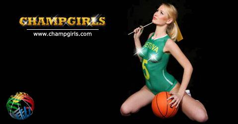 ChampGirls Euro Basket 2011