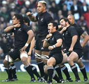 Haka des All Blacks