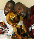 Miami Heat Champion NBA 2006