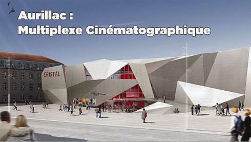 Nouveau cinéma d'Aurillac