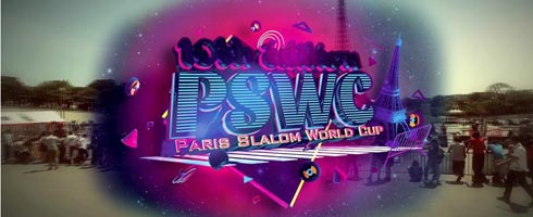 Paris Slalom World Cup 2012