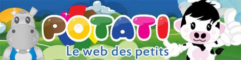 Potati, navigateur web pour enfants