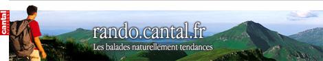 Randonnées et balades dans le Cantal