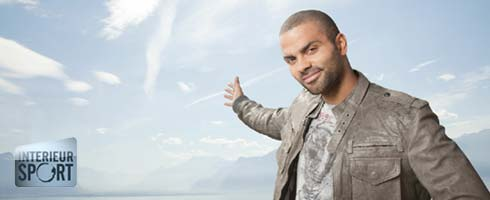 Under control le documentiare sur tony parker by canal for Interieur sport tony parker