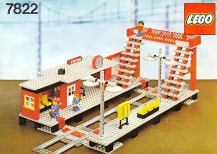 Les plans de montage des LEGO