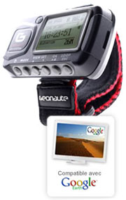 GPS Géonaute Keymaze 300