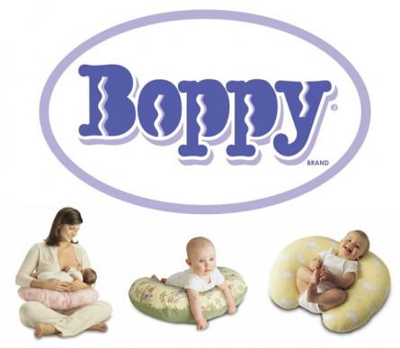[billet sponsorisé] Coussin d'allaitement Boppy