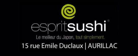 Un restaurant de sushi à Aurillac !