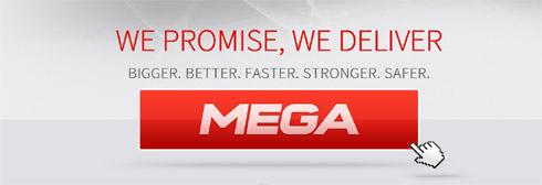 Mega - Le nouveau Megaupload !?