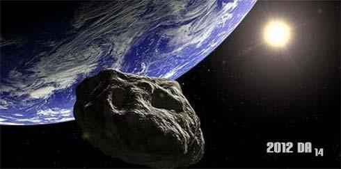 Astéroïde 2012 DA<sub>14</sub> : Ça va pas passer loin !