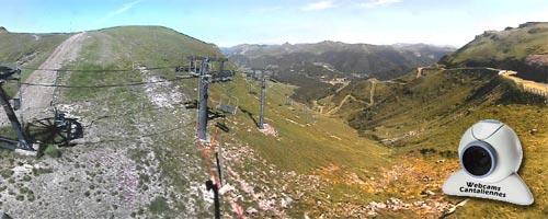 Les Webcams dans le Cantal V2