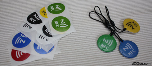 Utiliser les tags NFC avec mon Nexus 4