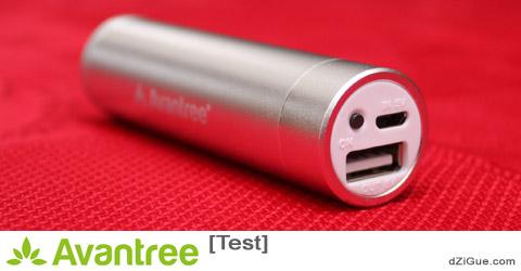 Une batterie externe pour vous sauver la vie !