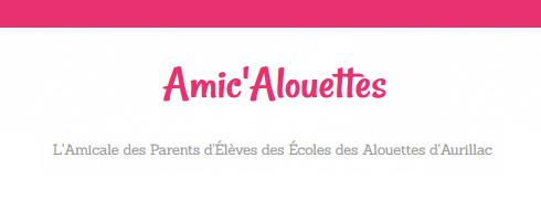 APE Écoles des Alouettes d'Aurillac…