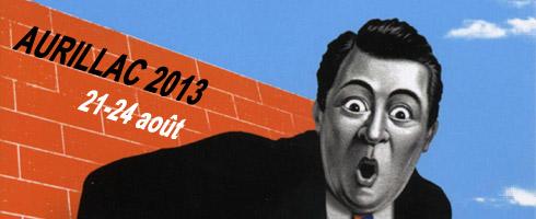 Festival de théâtre de rue d'Aurillac 2013