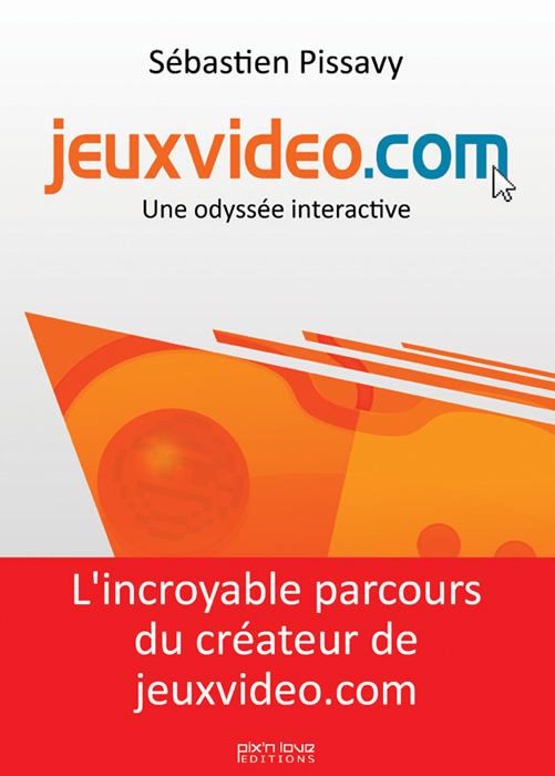 JV Book : Le livre sur JeuxVideo.com