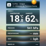 Application Anywhere Weather Direct