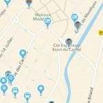 Appli festival Aurillac Plan