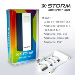 X-Storm Powergo Max pack
