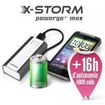 Powergo Max 16h autonomie
