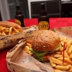 Sandwich Baracca frites