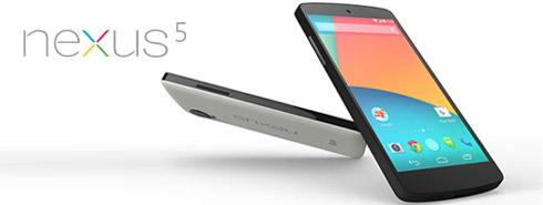 Cadeau Nexus 5