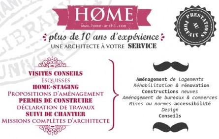 HØME, votre architecte sur Aurillac – Cantal (15)
