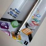 BIC Cristal Stylus packaging
