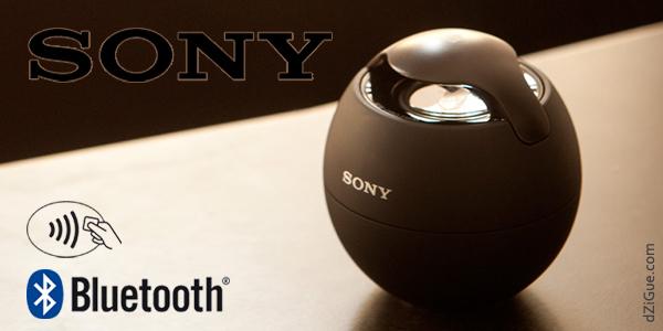 Enceinte Sony SRS-BTV5