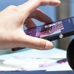 Enceinte Sony pour smartphone