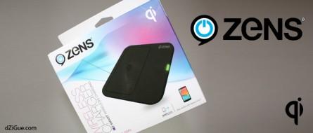 [Test] Chargeur sans fil Qi Zens pour smartphones