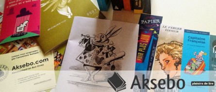 [Concours] Aksebo, la « Box Livres » à découvrir…
