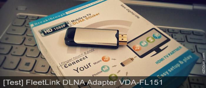 FleetLink DLNA Adapter VDA-FL151