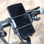 Nexus 5 à vélo