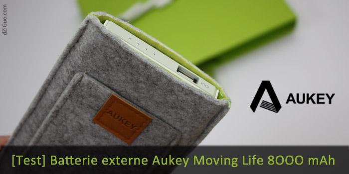 Batterie externe Aukey