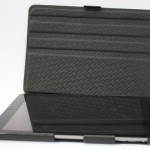 Housse cuire iPad
