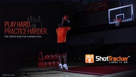 Améliorer son shoot avec le Shot Tracker