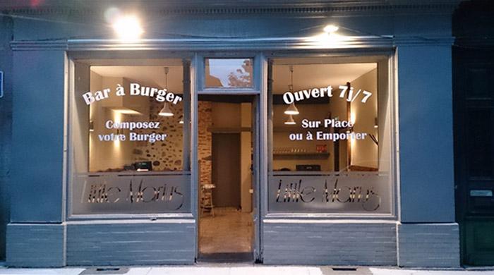 Bar à burger Little Mariuce