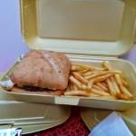 Burger frites Aurillac