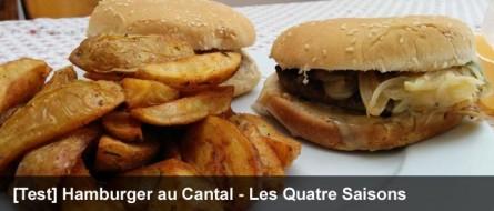 On a peut être trouvé le meilleur burger d'Aurillac !