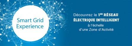 Smart Grid Experience, le réseau électrique intelligent