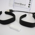 Sony SmartBand Packaging
