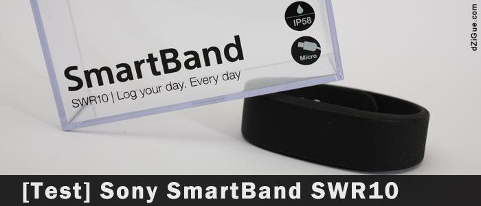 Sony SmartBband SWR10