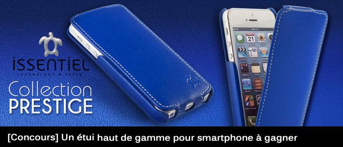 Etuis smartphone Issentiel