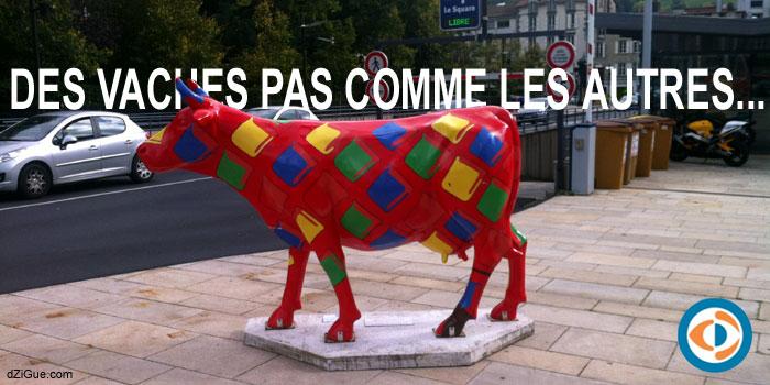 Vaches Leclerc culturel Aur