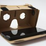 Cardboard et mon Nexus 5