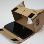 Smartphone dans le Cardboard