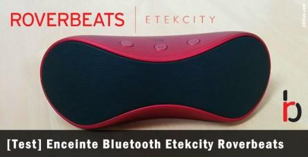 Etekcity Roverbeats T12 : Enceinte pour smartphone